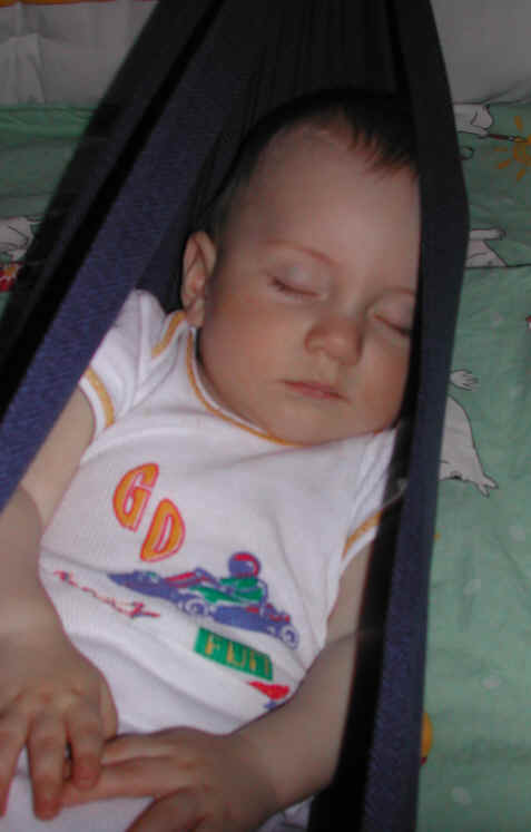 vauvan väsymisen merkit
