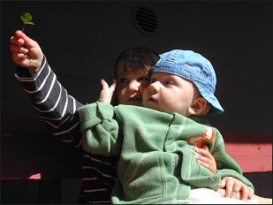 vauvan kehitystä tukevat lelut